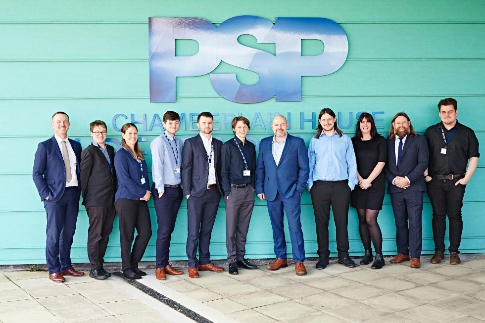 PSP Staff