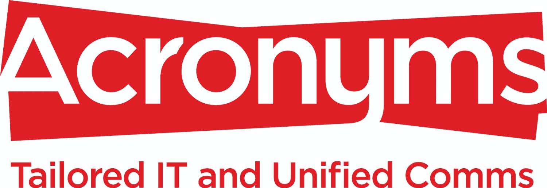 Acronyms logo