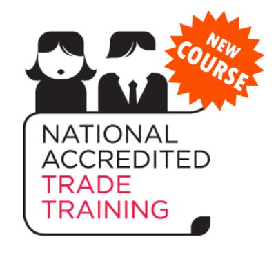 National Accredited trade training logo