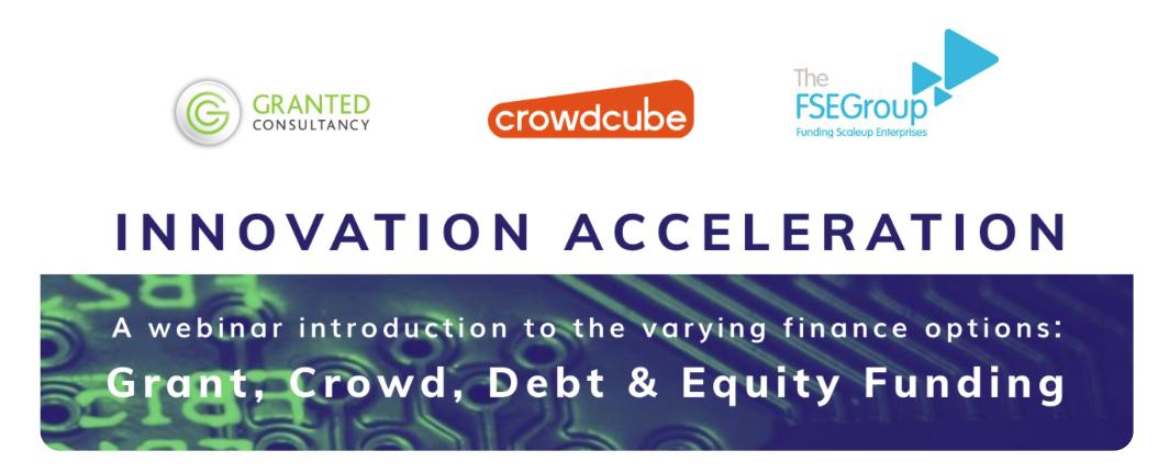 Innovation acceleration- webinar
