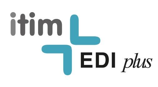 itim EDI plus logo