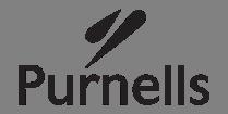 Purnells logo