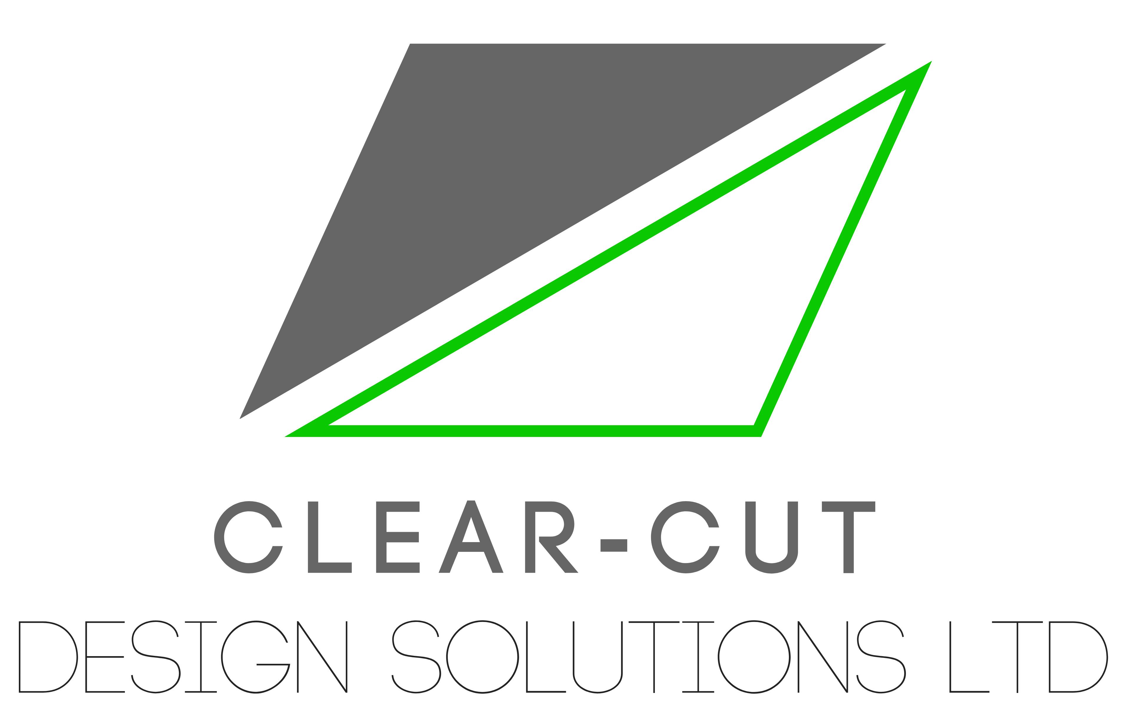 Clear Cut Design Solutions Logo